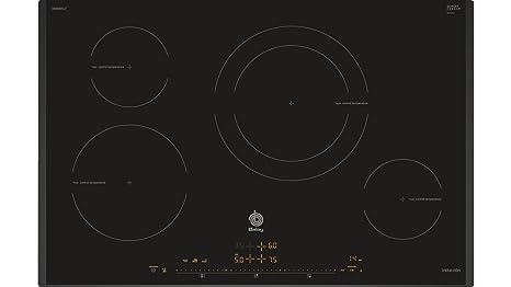 Balay 3EB985LT Integrado Con - Placa (Integrado, Con placa de inducción, Negro, 1400 W, 15 cm, 2200 W)