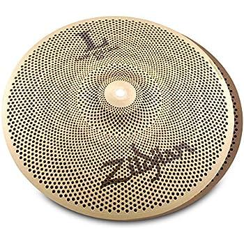 zildjian hi hat cymbals lv8013hp s musical instruments. Black Bedroom Furniture Sets. Home Design Ideas