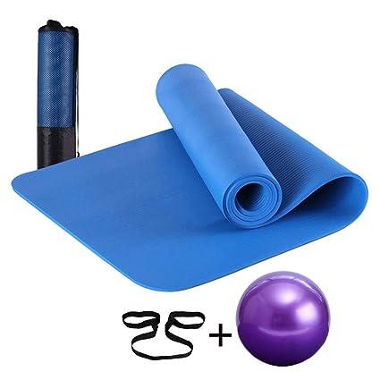 Alfombra De Yoga Para Principiantes Estera De Yoga Set Bola ...