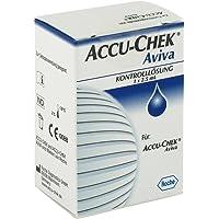 ACCU CHEK Aviva Control Solución, 1X2.5 ml