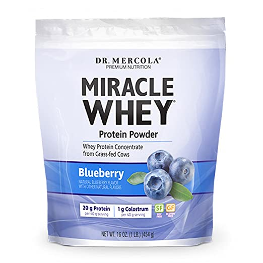 Product thumbnail for Dr. Mercola Miracle Whey