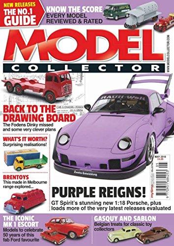Журналы и газеты Model Collector