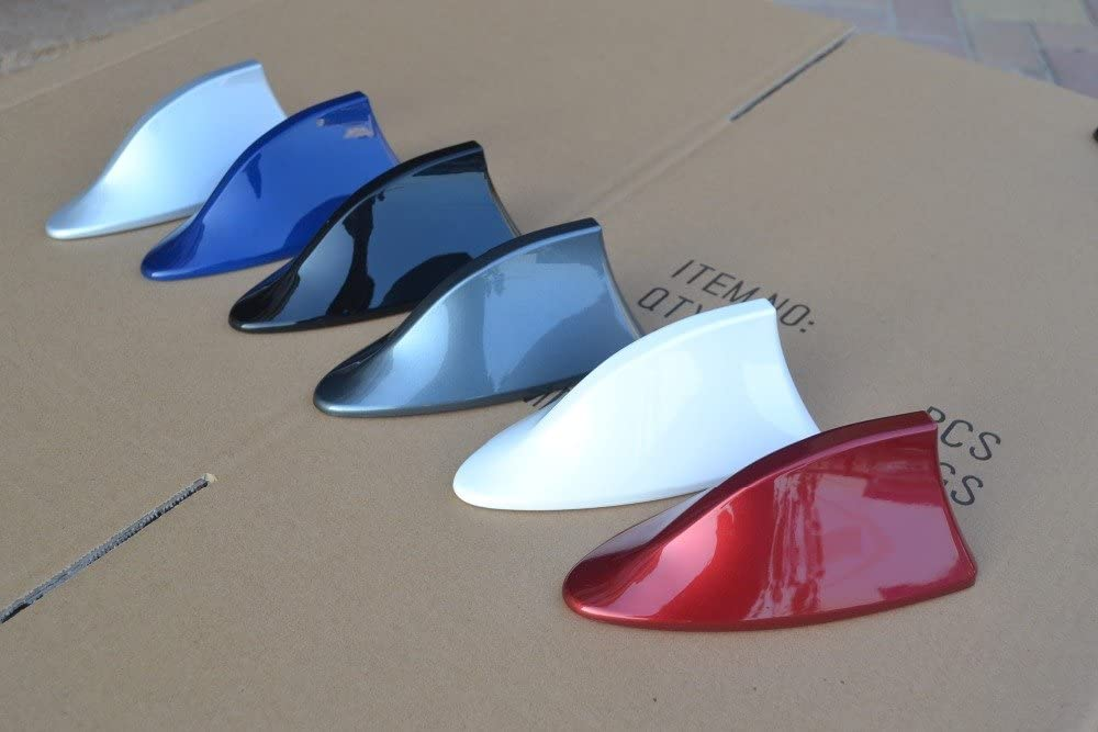 vyset (TM) FECHA Antenna Design Car Radio Antena – Aleta de tiburón antena Aerials para Opel Astra G/GTC/J/H 2.003 ¨ ¤ 2.010 2011 2012 2013 2014