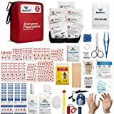 Emergency First Aid Kit: Add to Camping