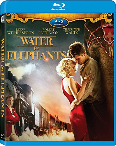 Water for Elephants Blu-ray