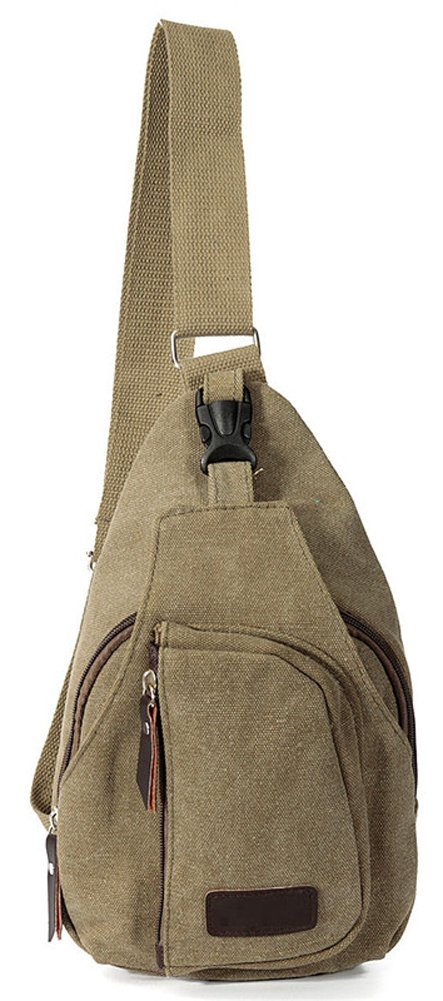 2553631e7559 Amazon.com   CC-JJ - Bag Men Sport Canvas Messenger Bags Outdoor Travel    Sports   Outdoors