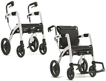 Rollz motion2 - Andador y silla de ruedas en todo en uno ...