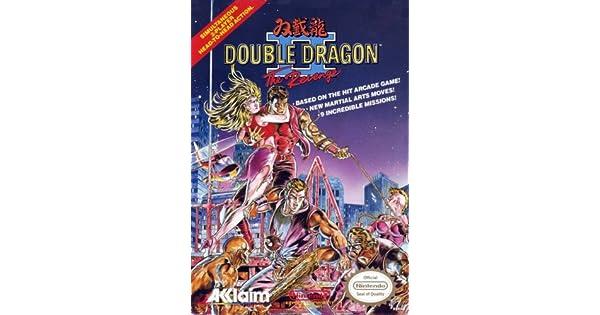 Amazon Com Double Dragon Ii The Revenge Video Games