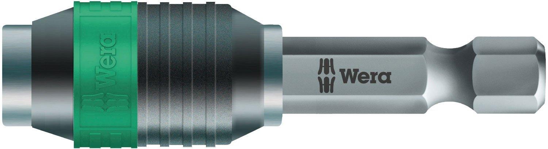 Wera 889/4/1 K Rapidaptor Universal Bit Holder for 1/4'' Hex Drives, 2'' Long by Wera (Image #1)