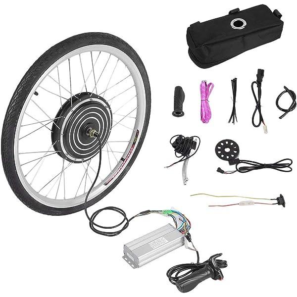 Funnyrunstore 500W 36V Bicicletas eléctricas E-Bike 26 Pulgadas ...
