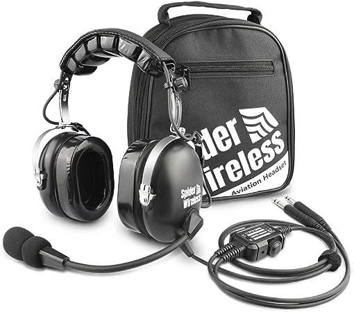 Flugzeug Headsets Für Piloten Mit Dual Stecker Kabel Elektronik