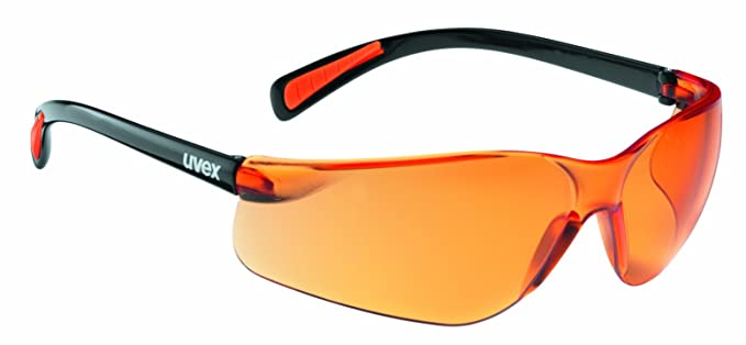 Uvex Flash - Gafas de ciclismo, talla única, color naranja ...