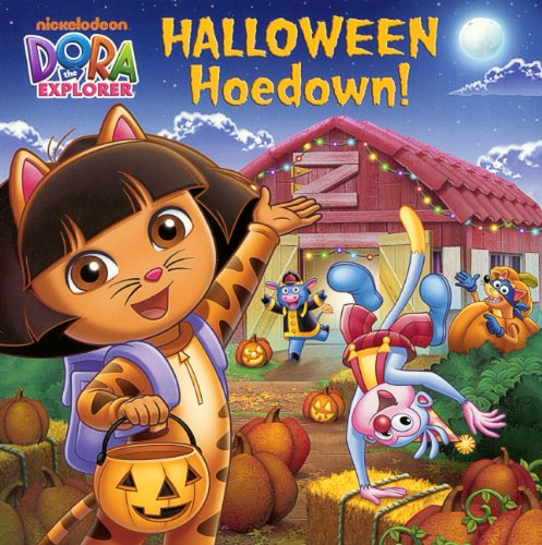 Halloween Hoedown! (Turtleback School & Library Binding Edition) (Dora the Explorer (Random House)) ()