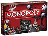 Monopoly Tim Burton's The Nightmare Before Christmas Board Game