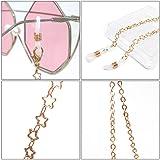 TERAISE Eyeglass Chain for Women/Ladies Retro