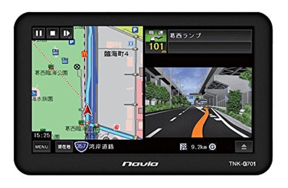 カイホウジャパン(KAIHOU)  7インチゴルフナビゲーション  【品番】 TNK-G701 B00LBO7FU2
