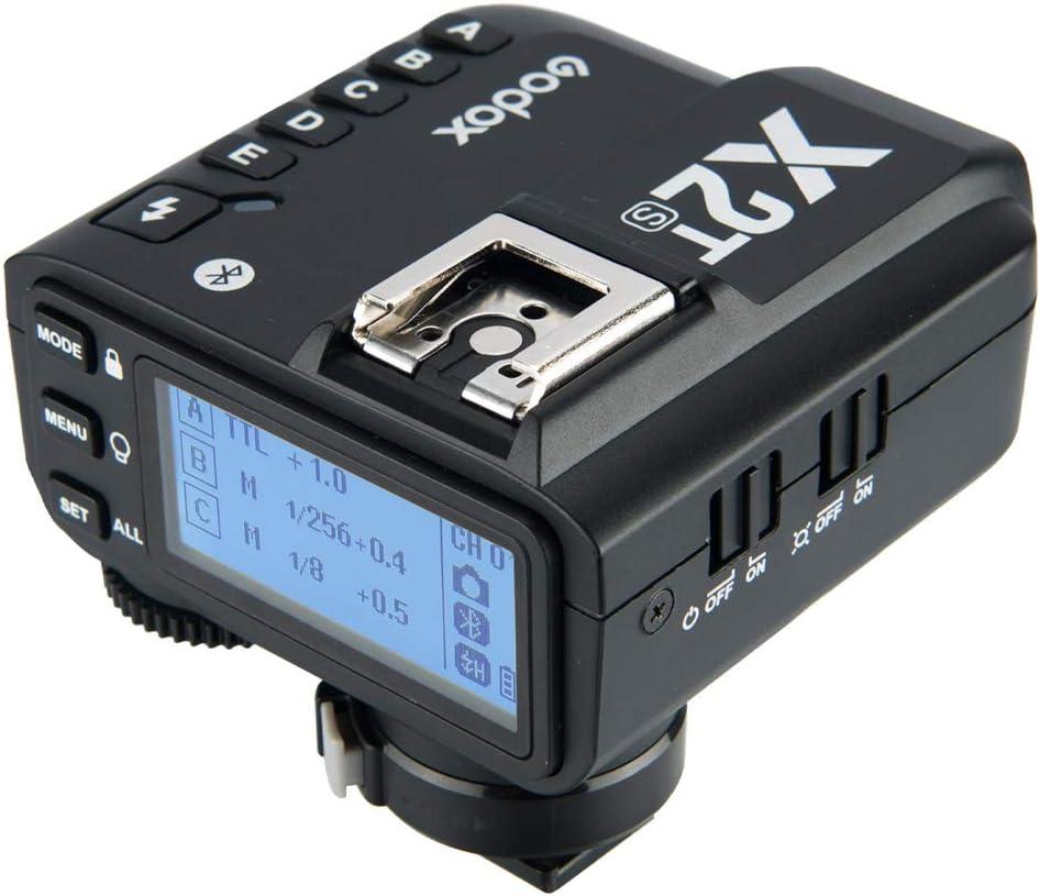 Godox X2T-S with 2X X1R-S Sony TTL Wireless Flash Trigger Transmitter and Receiver Kit