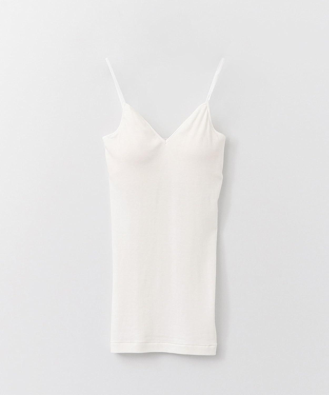 (カグレ) かぐれ Souple Luz ブラカップキャミソール SOG-TO-076-KL85 B07CRNDZBX M|Off white Off white M