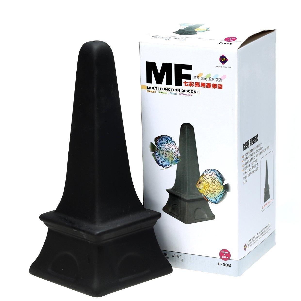 Ceramic Spawning Cone For Discus Breeding Cones Cave 11.2'' by UP AQUA