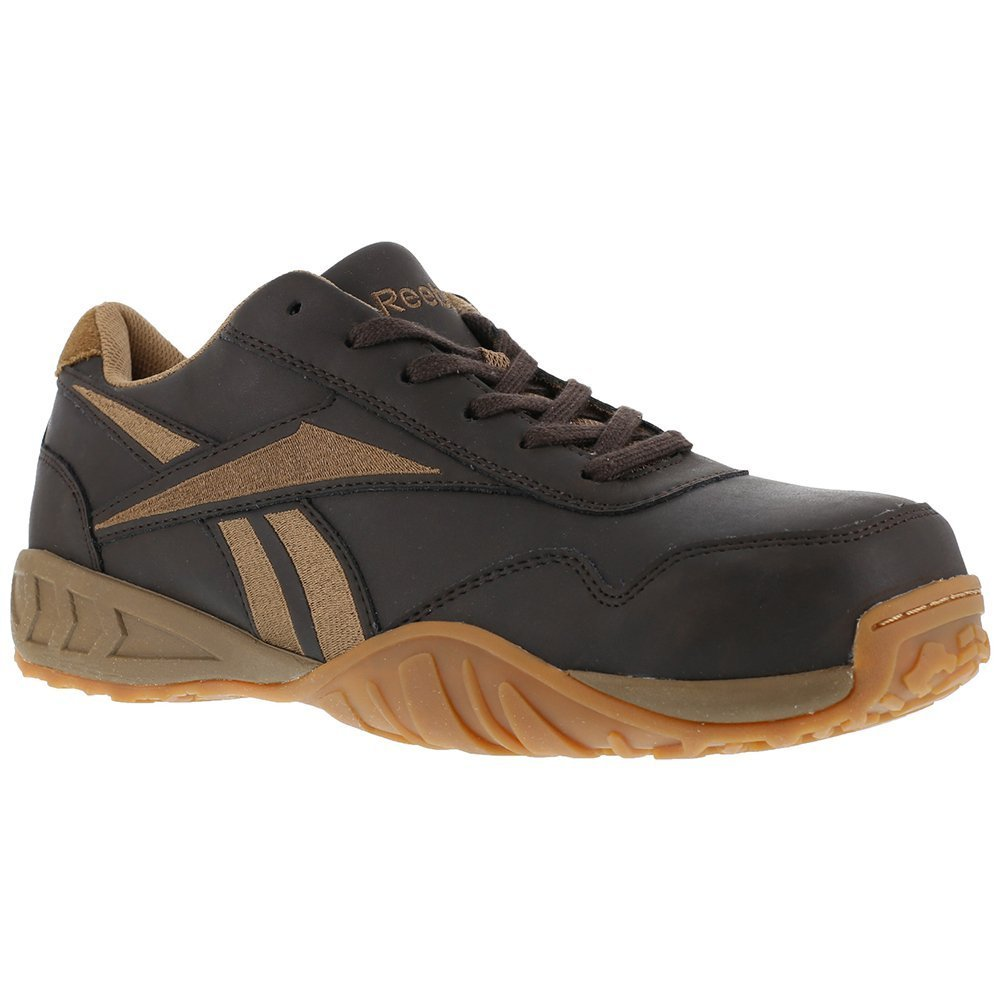 Reebok Men's Bema Work Shoes Composite Toe - Rb1945 B00D4BCF7I 10 D(M) US|Brown