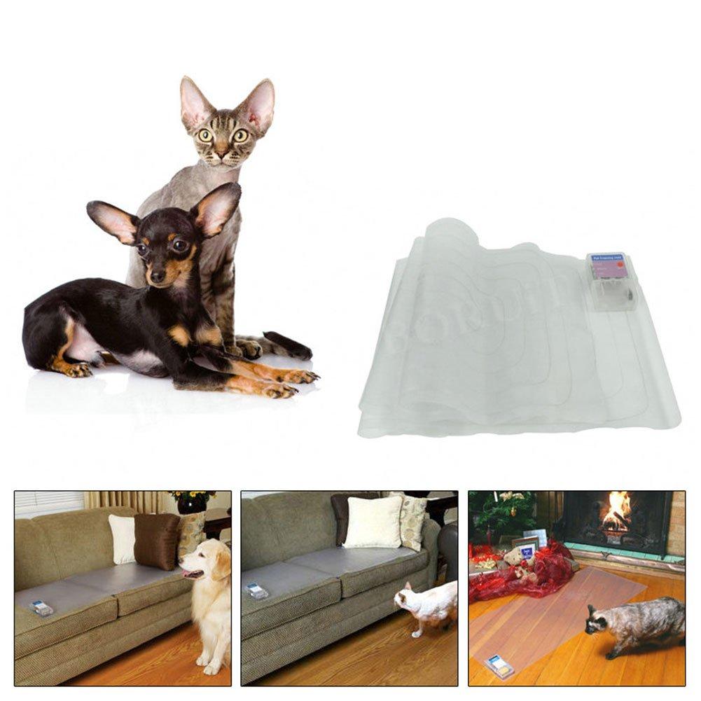 Cheerpet Pet Shock Mat,Pet Training Mat for Cats Dogs,Indoor Use Dogs Cats Training Mat for Sofa,Intelligent Safety Protect