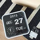 homeloo Fartech Retro Modern 12 Inches Calendar