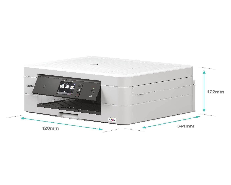 Brother Mfc J895dw Colour Inkjet Printer Buy Online In India At Desertcart