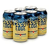 Coors Edge Non-Alcoholic Beer 355ml Cans 0.5% ABV, 6 Pack