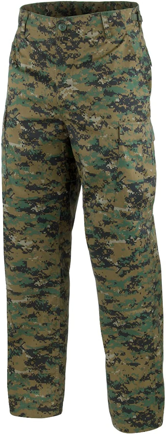 Mil-Tec BDU Ranger Combate Pantalones Woodland