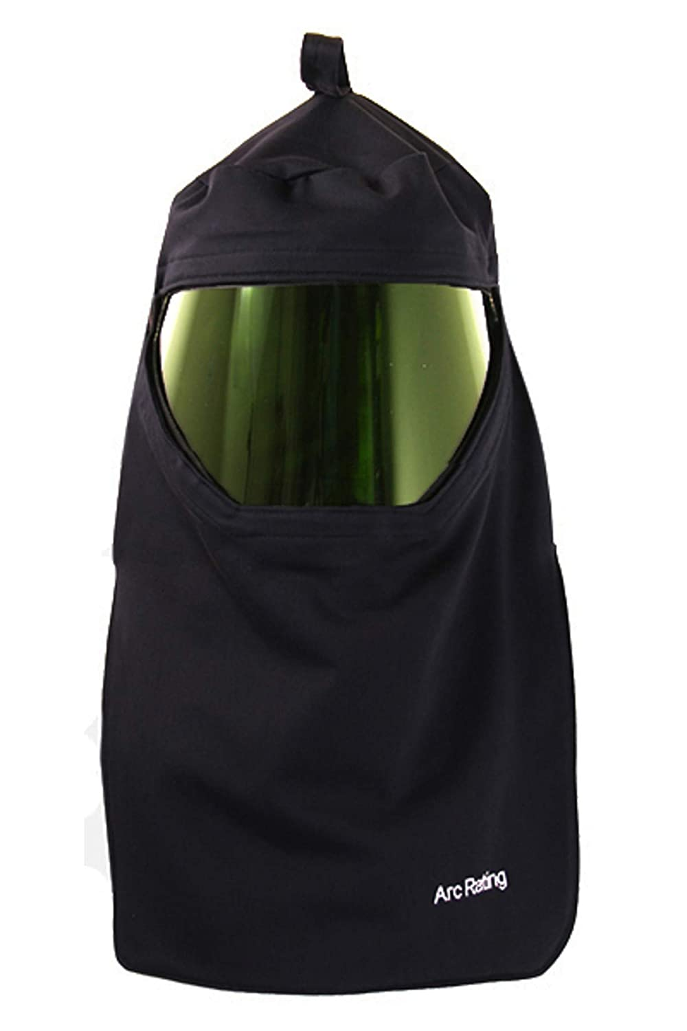 12 Calorie National Safety Apparel H65UPHH ArcGuard Arc Flash Hood with Universal Adapter Navy Inc. One Size