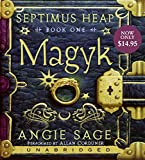 Septimus Heap, Book One: Magyk Low Price CD