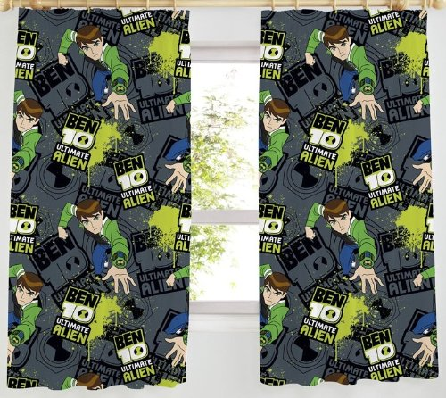 Ben 10 Ultimate Alien Curtains, 66