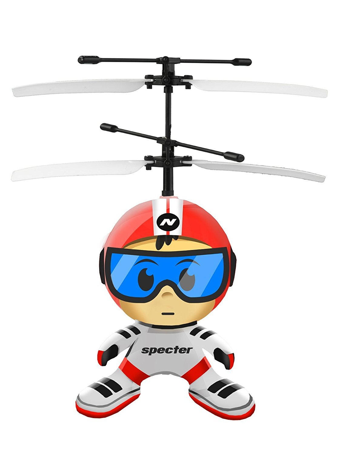 NINCO AIR SPECTER NH90106 FLYING ROBOT REMOTE CONTOL DRONE RC ...