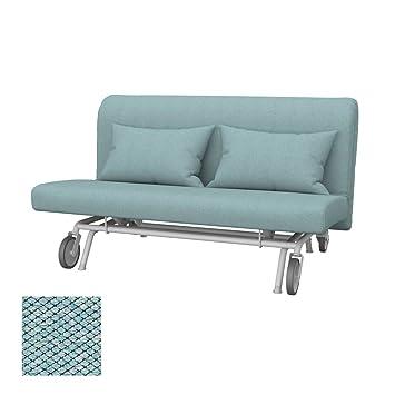 Soferia - IKEA PS Funda para sofá Cama de 2 plazas, Nordic ...