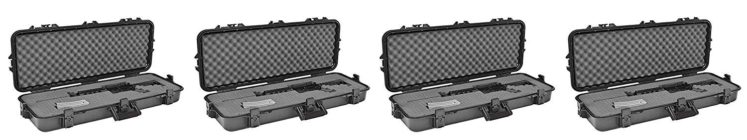 Plano All Weather Tactical Gun Case, 42-Inch (Pack of 4)