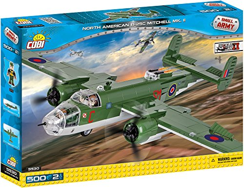 COBI B-25C Mitchell Building Kit ()