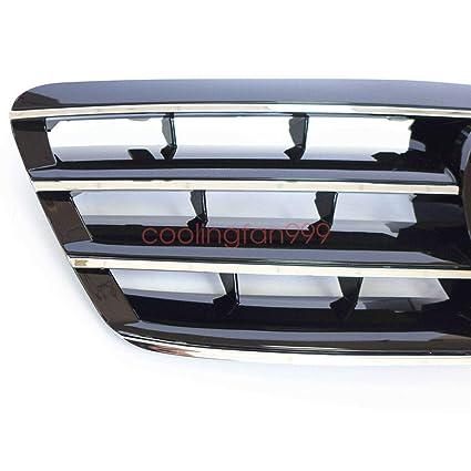 FidgetGear - Parrilla Delantera para Mercedes Clase C 01-07 ...