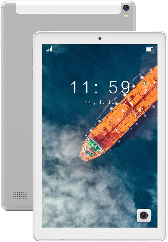 TEENO 10 Pulgadas 4G Tablet con Ranuras para Tarjetas SIM est/ándar 1.5GHz Doble C/ámara 32GB WiFi 3G GPS Bluetooth Procesador de Cuatro N/úcleos