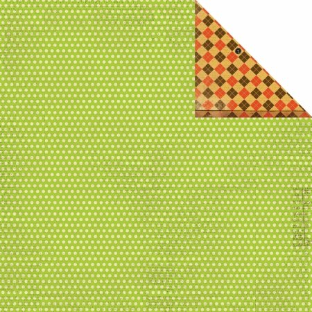 Kaisercraft P1090 In The Attic Double-Sided Paper 12X12-Antiques Pack Of (Attic Double Sided Paper)
