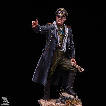 Amazon.com: Soldado de juguete en miniatura de 2.126 in de ...