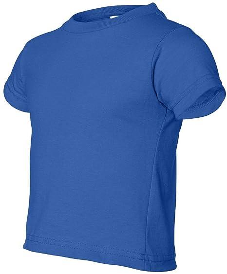 d8b1e7b66 Rabbit Skins Toddler Short Sleeve T-Shirt, 2T, Royal