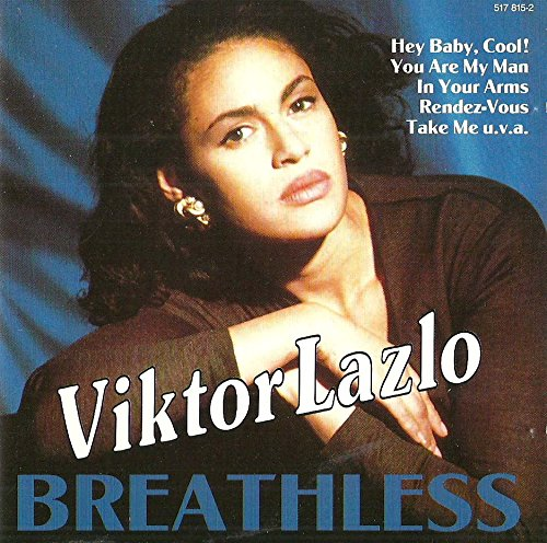 incl. You Are My Man (I Love You The Best I Can) (CD Album Viktor Lazlo, 10 Tracks) (A Can In Champagne)
