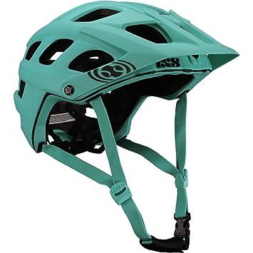 IXS Casco de bicicleta de montaña Trail RS EVO turquesa, color turquesa, tamaño extra