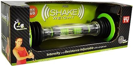 Shake GYM Weight Dumb Bell Mechanical Shake Device