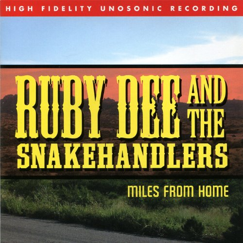 Amazon.com: Cold Pines and Red Dirt: Ruby Dee And The Snakehandlers