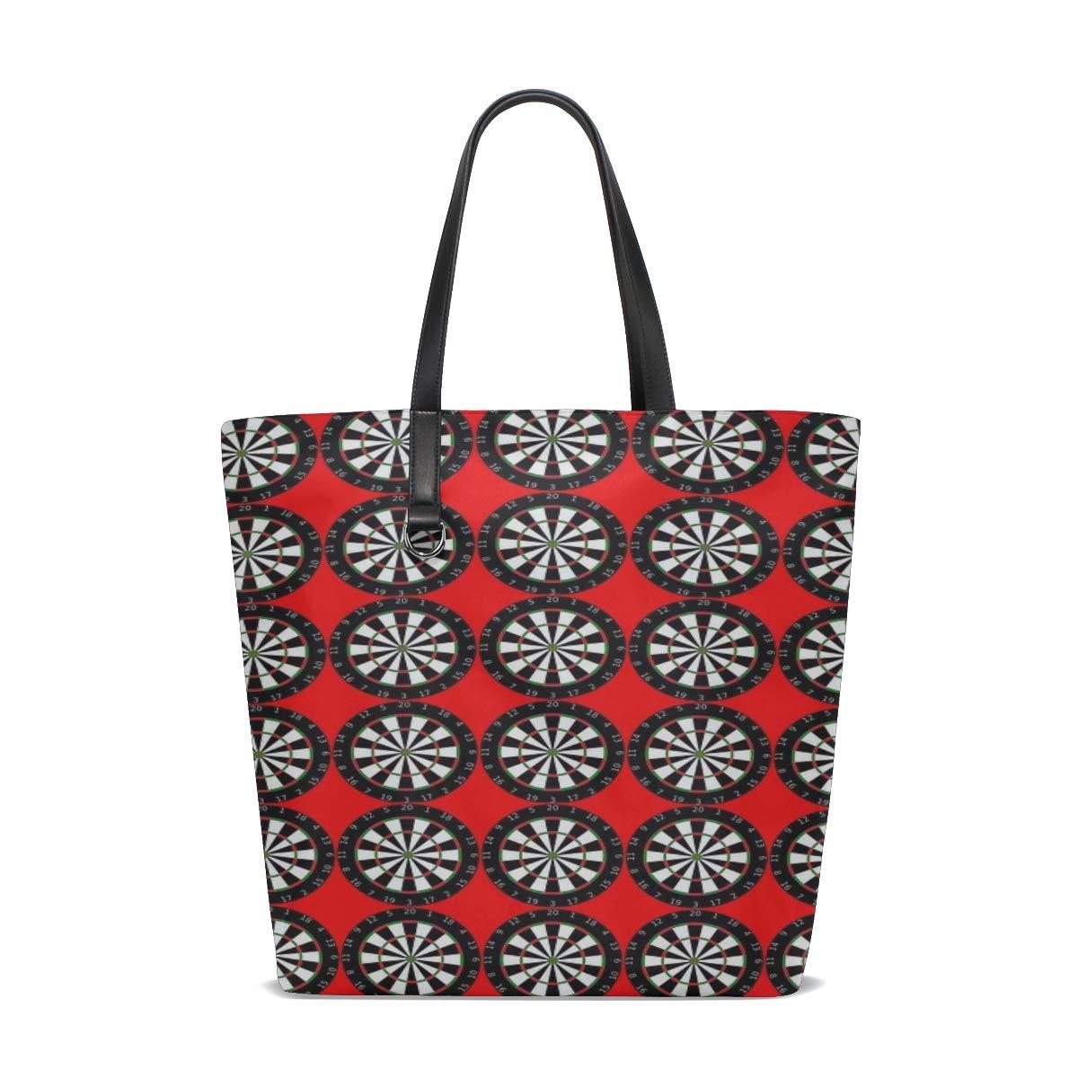 16345a515e27 Amazon.com  Women Darts Dart Board Board Target Game Center Handle Satchel  Handbags Shoulder Bag Tote Purse Messenger Bags  Shoes
