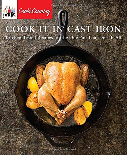 Cook Cast Iron Kitchen Tested Recipes product image