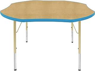 "product image for 48"" Shamrock Table"