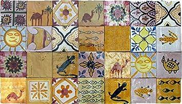 Pannello di piastrelle marocchine cm amazon casa e cucina