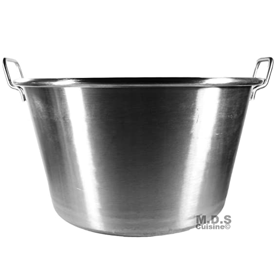 Amazon.com : Large Cazo Stainless Steel 21